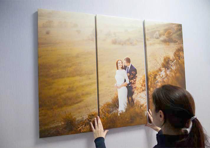 Картина в подарок на холсте 22